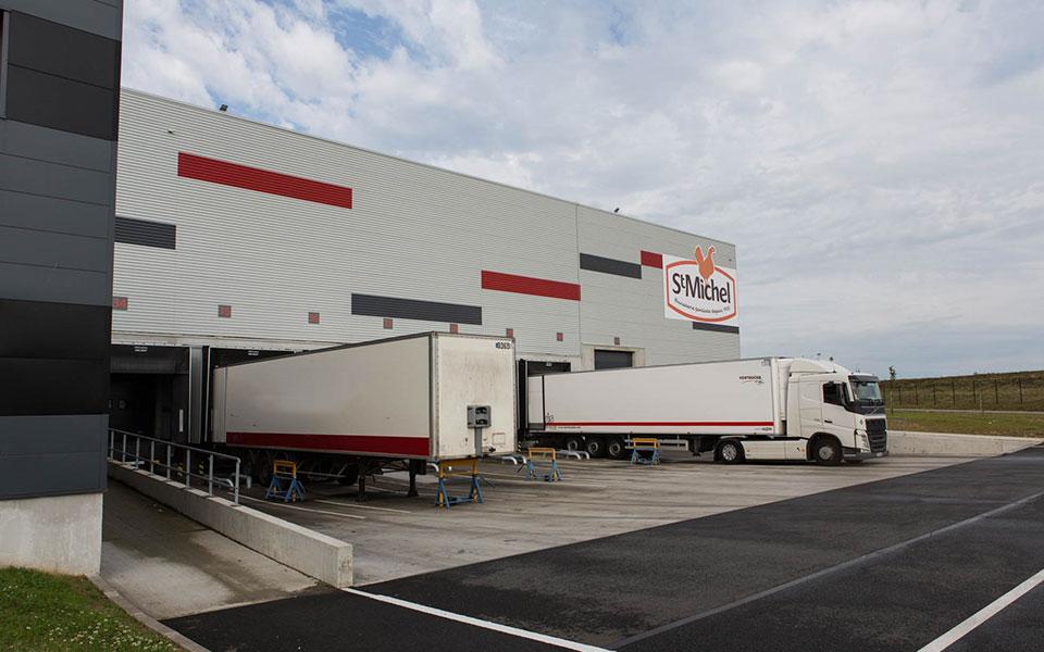 Image de l'entrepôt de Blois