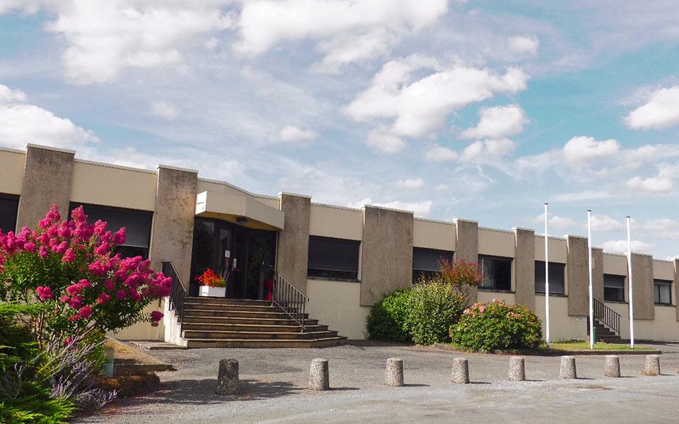 Image du site de production de Champagnac